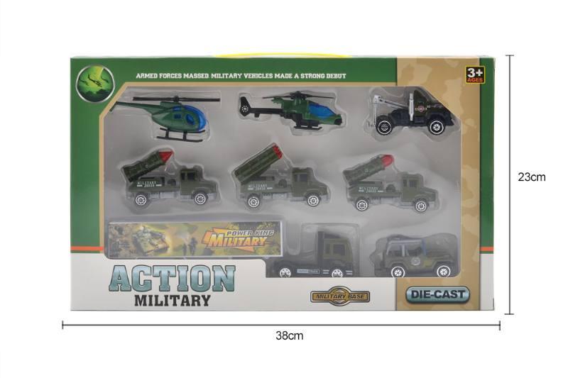 Metal Alloy plane airport toys No.TA258180