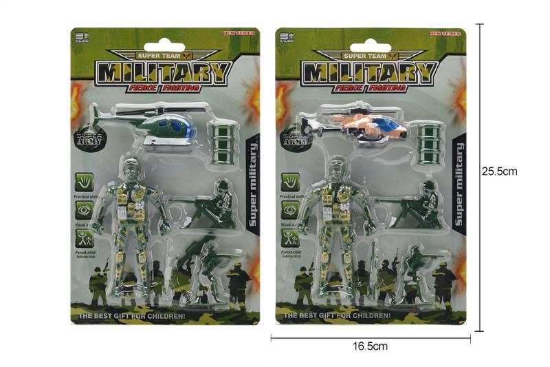 Aircraft toy military + model aircraft No.TA258202