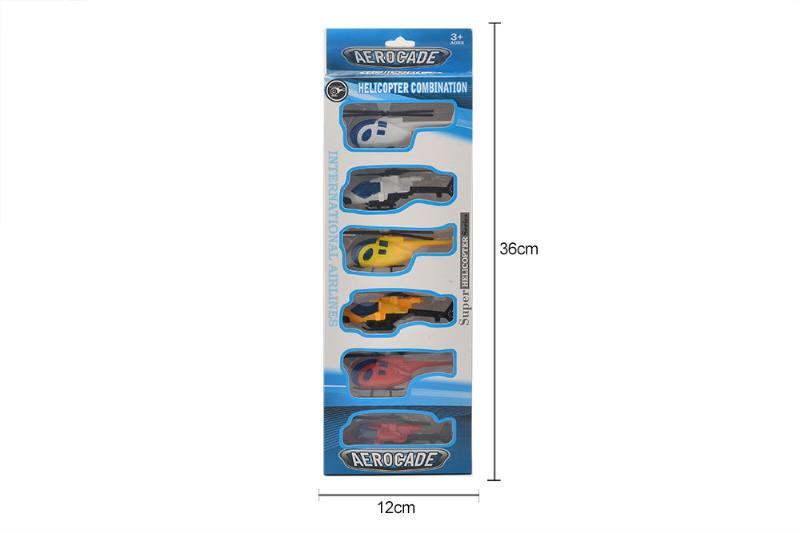 Cartoon plane aircraft toys No.TA258755
