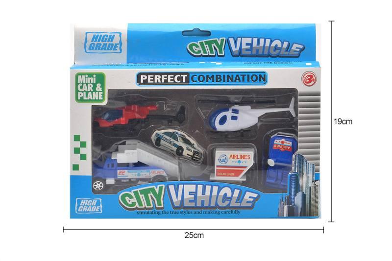 Cartoon plane aircraft toys No.TA258756