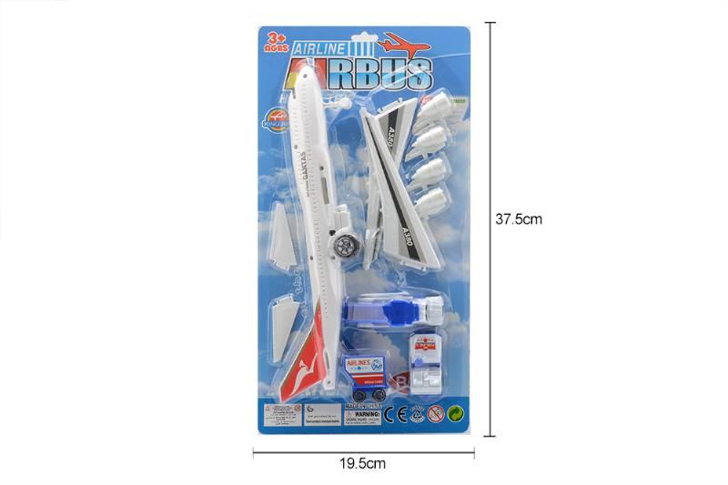 Pull back plane toys set No.TA258759