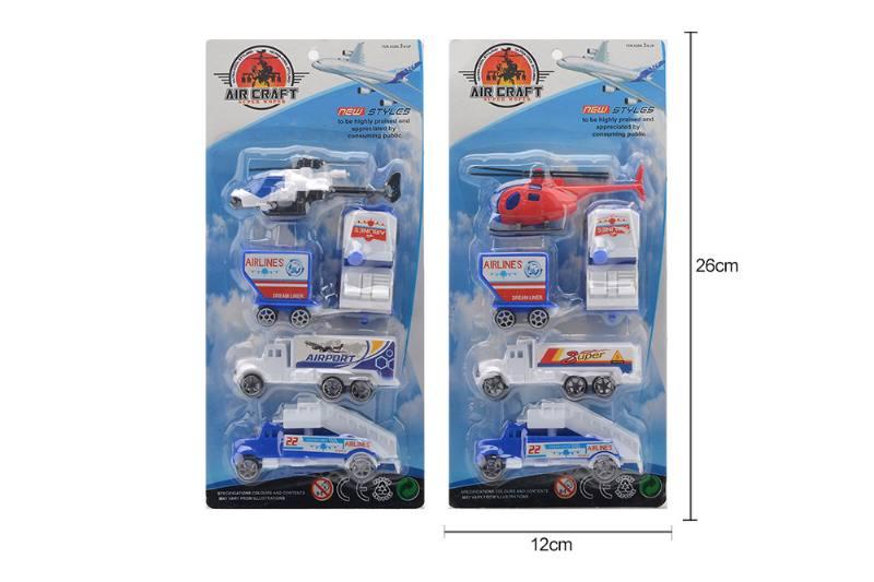 Pull back plane toys set No.TA258762