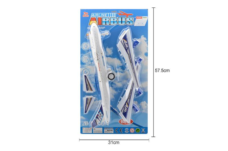 Aircraft toy inertia aircraft No.TA258773