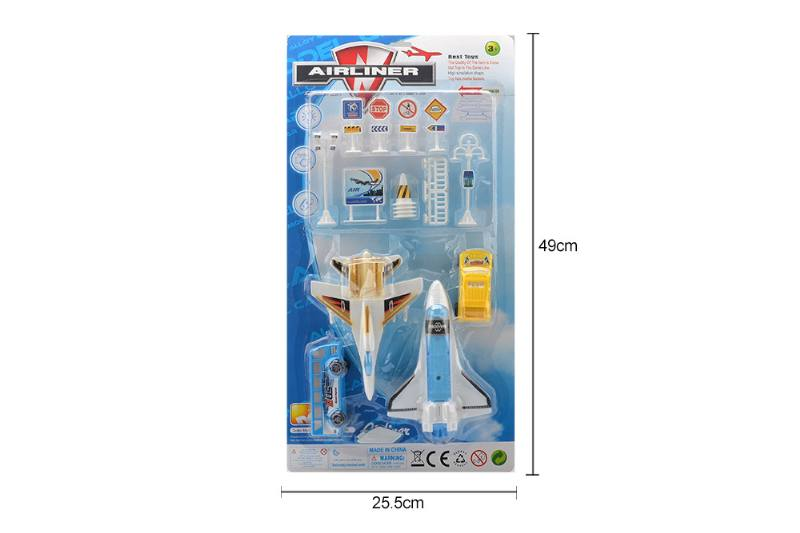 Pull back suit toy Pull back airport No.TA258784