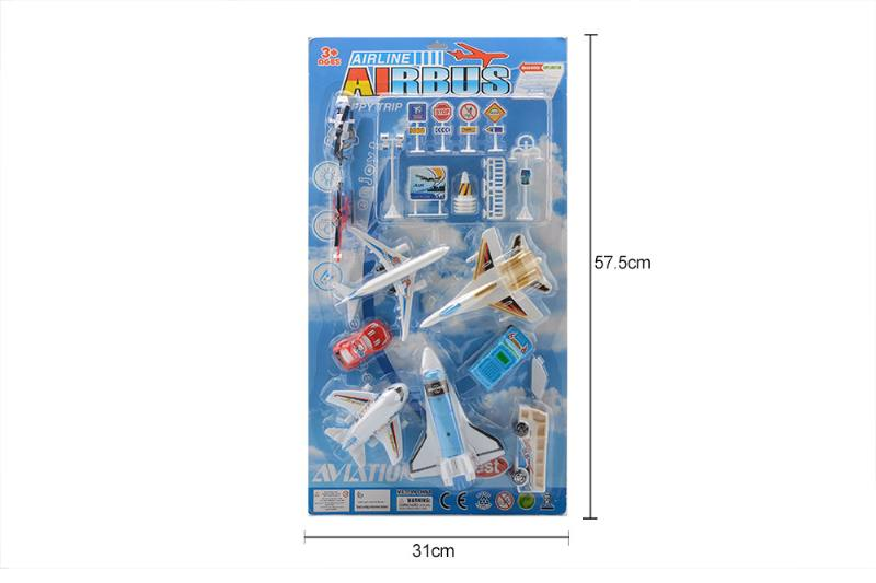 Pull back suit toy Pull back airport No.TA258787