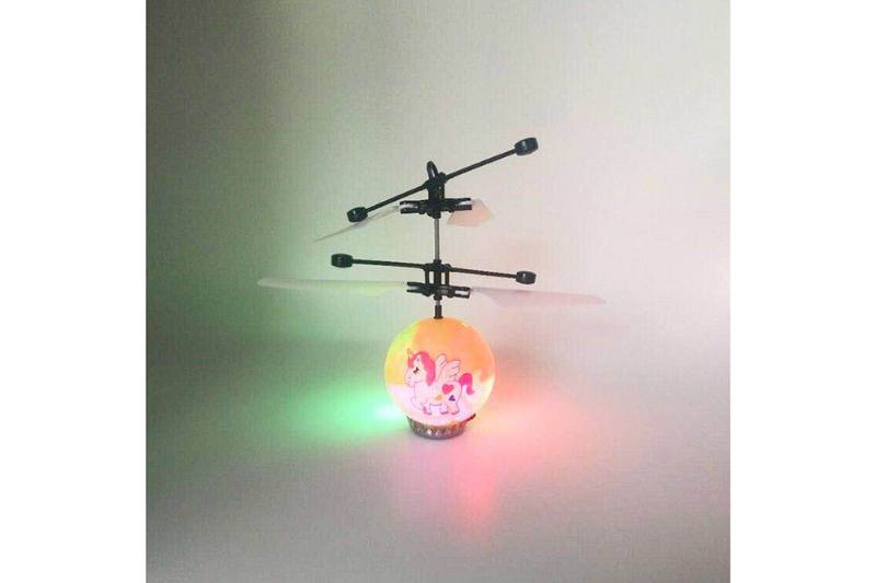 Induction UFO aircraft toy Unicorn No.TA255765