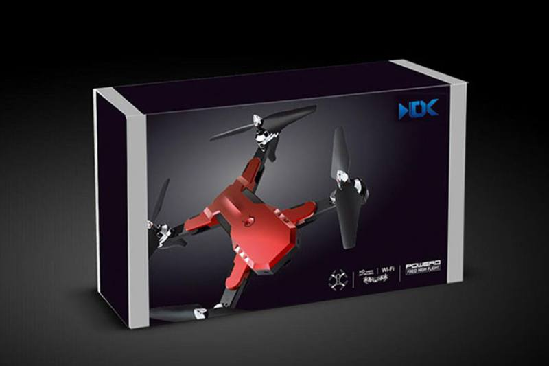 Remote control quadcopter folding RC drone No.TA260373