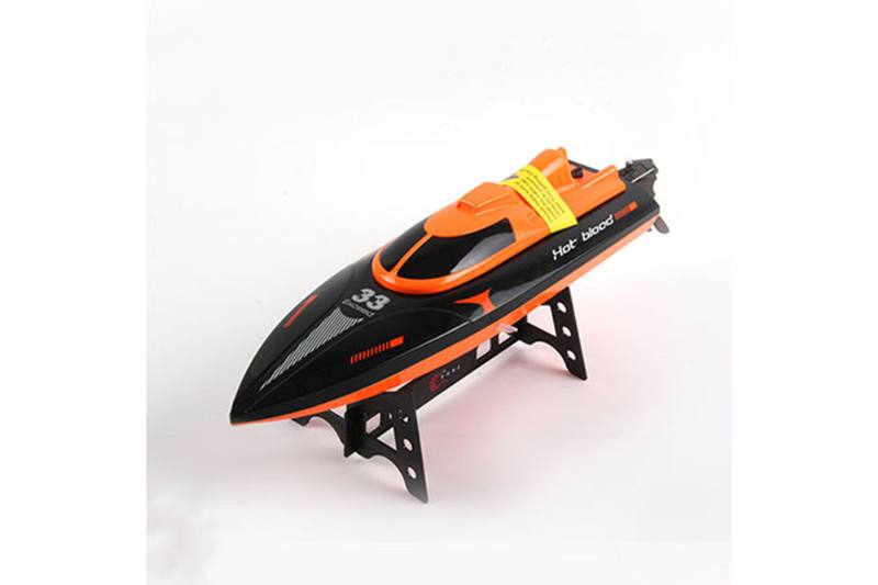Remote control toy 2.4G4 channel remote control boat No.TA255457
