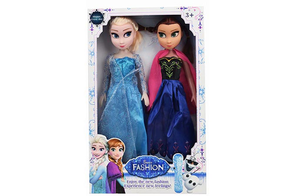 18 inch barbie dolls with music Snow PrincessNo.TA256120