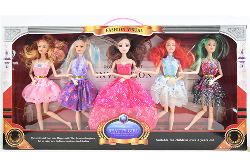 11 inch Barbie dolls toys with 11 jointsNo.TA256121