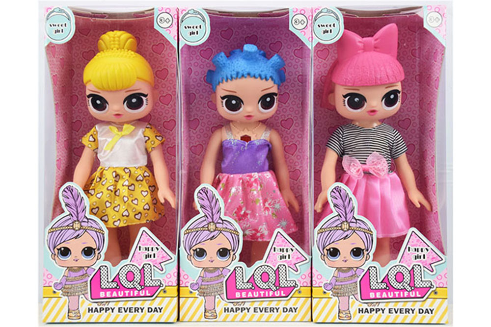 14 inch barbie dolls with lights and music LOL surprise dollsNo.TA256122