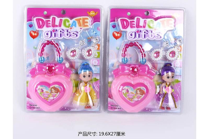 Barbie Toys Handbag + 3.5