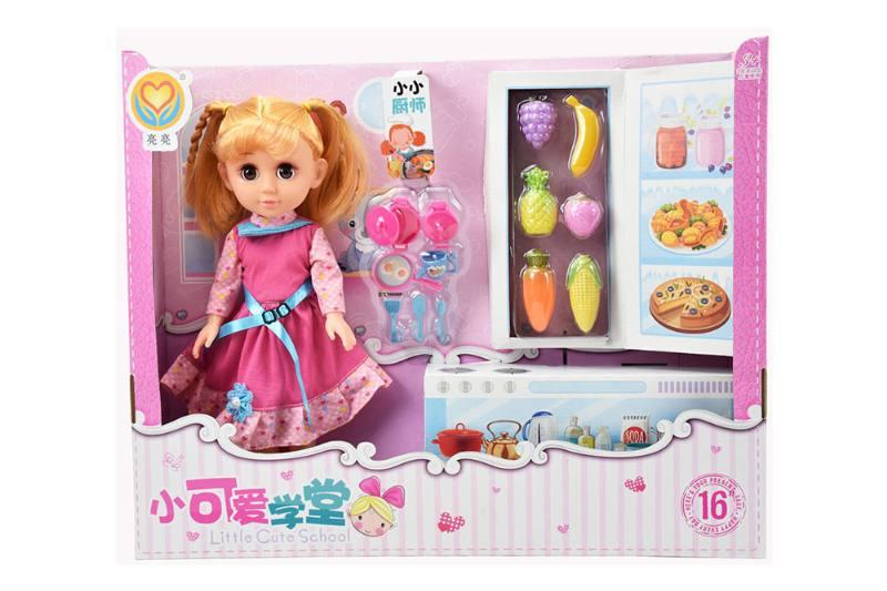 Barbie Toys Little Cute School No.TA261184