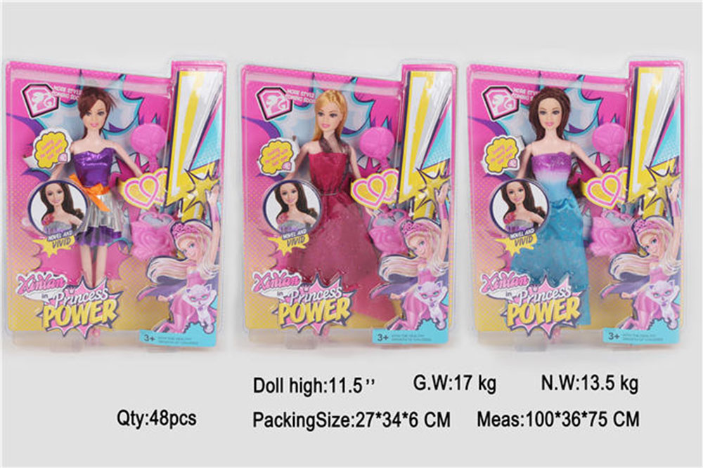 Barbie doll toys for girls No.TA261421