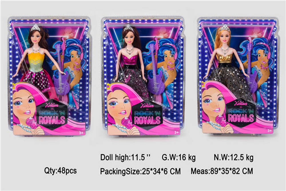 Barbie doll toys for girls No.TA261422