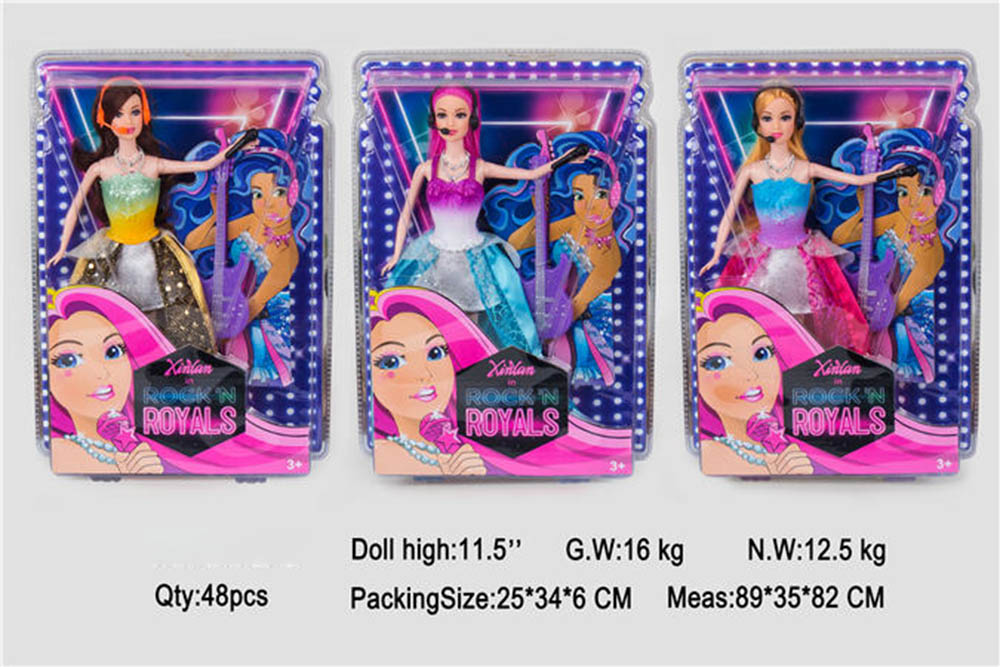 Barbie doll toys for girls No.TA261423