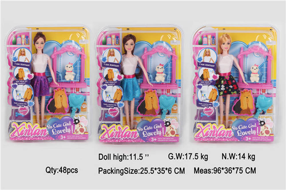 Barbie doll toys for girls No.TA261426