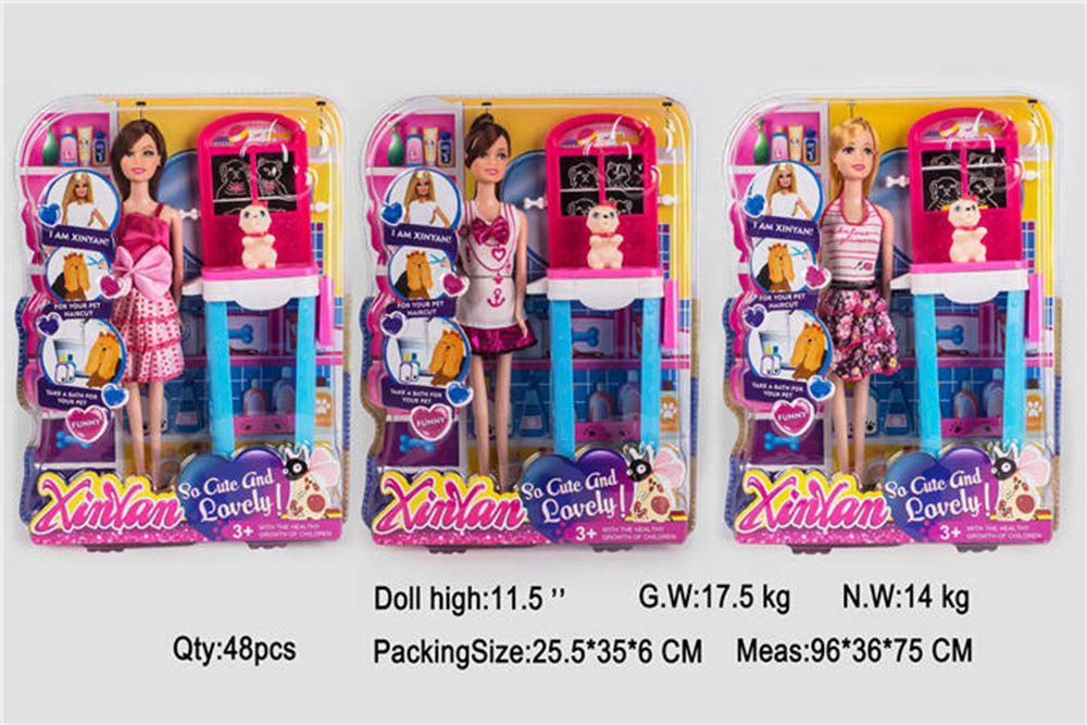 Barbie doll toys for girls No.TA261427