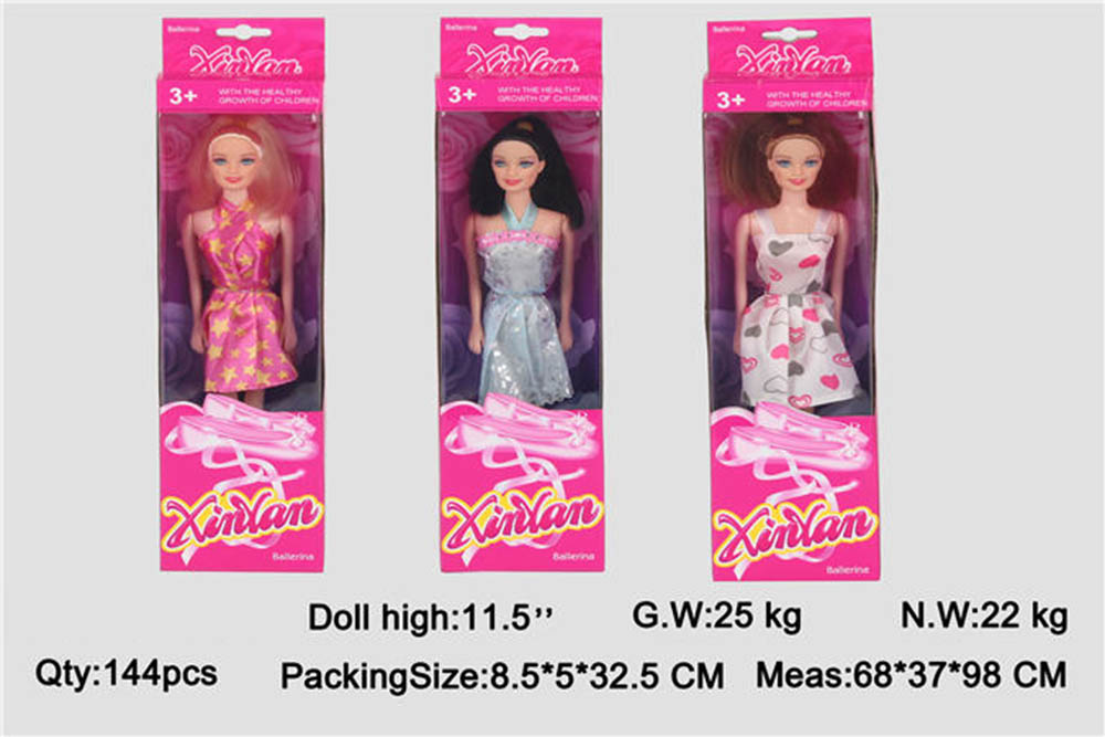 Barbie doll toys for girls No.TA261430