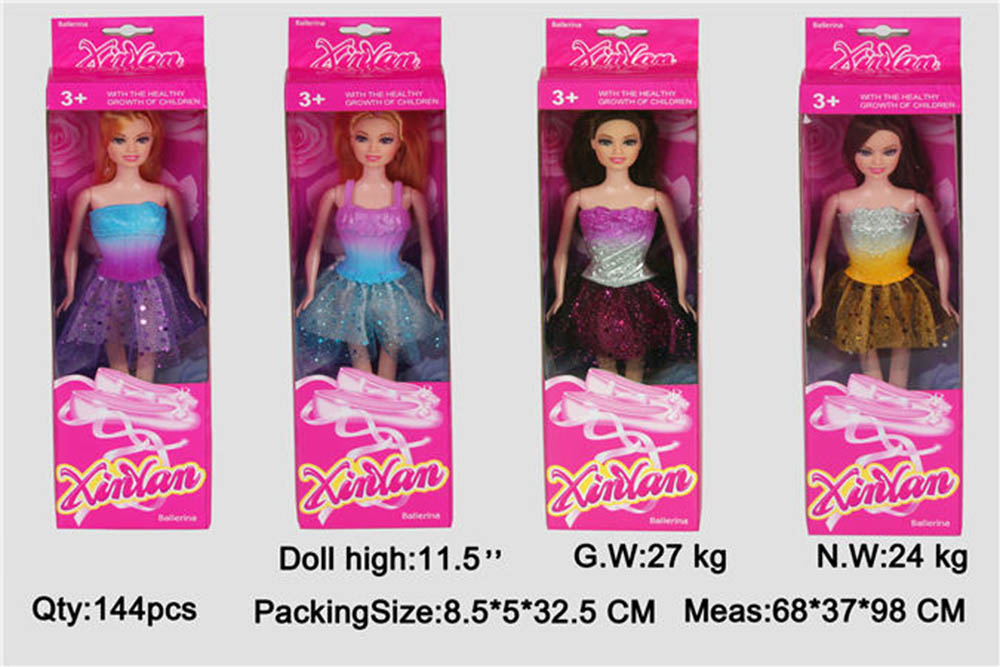 Barbie doll toys for girls No.TA261431