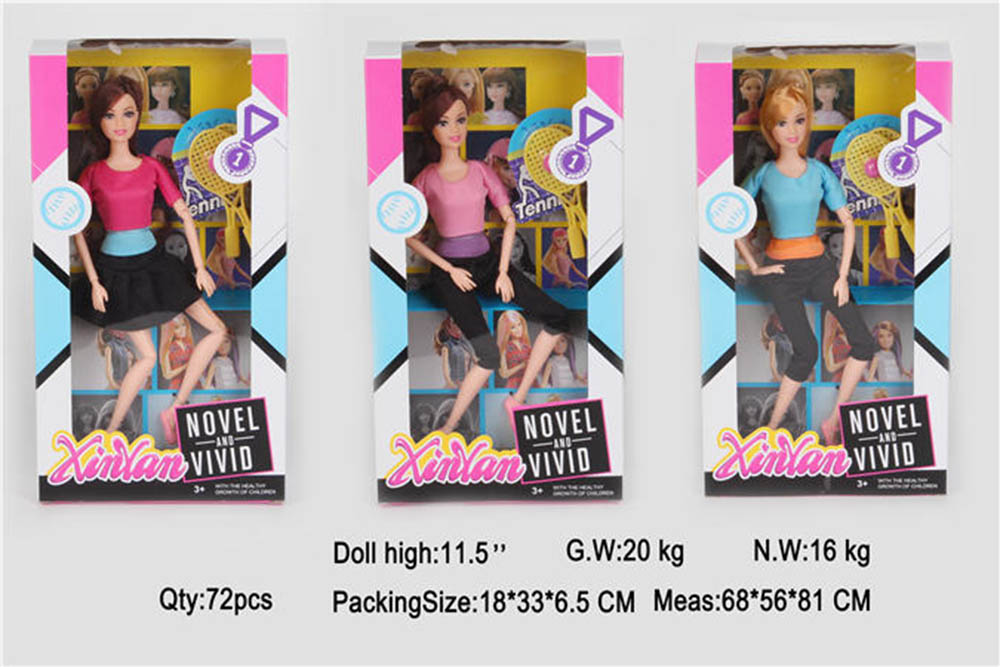 Barbie doll toys for girls No.TA261433
