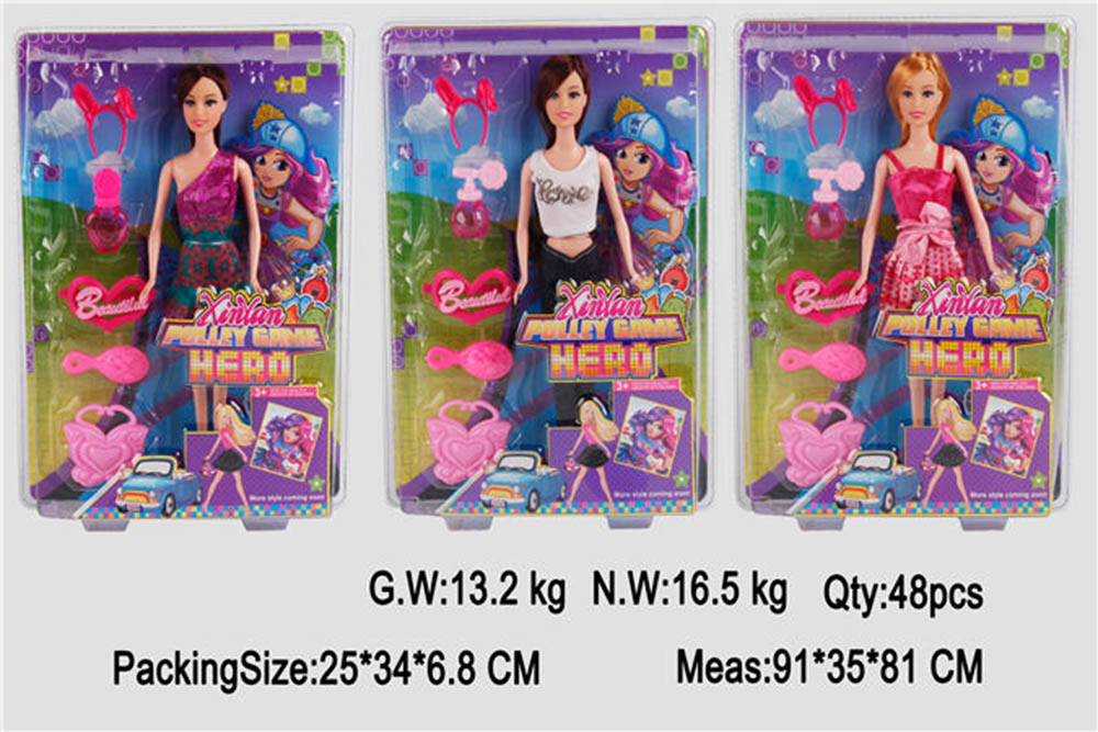 Barbie doll toys for girls No.TA261435
