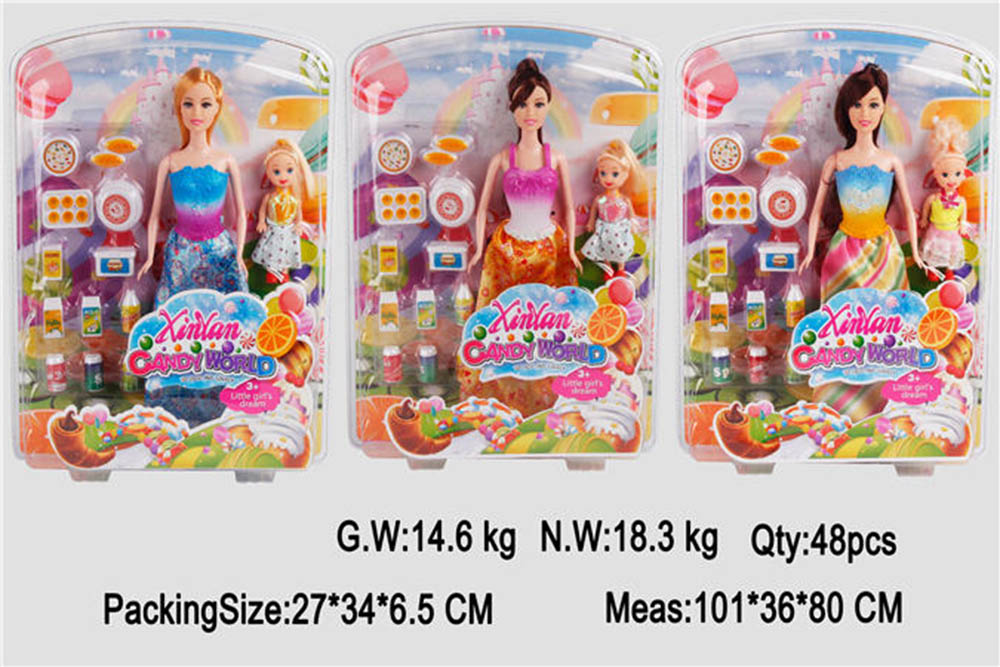Barbie doll toys for girls No.TA261436