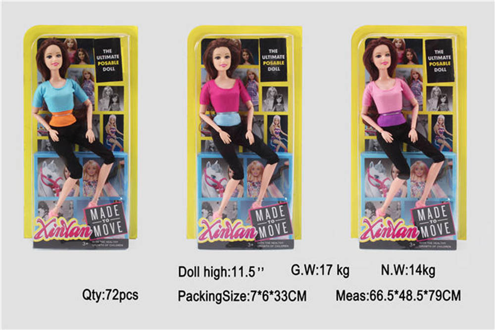 Barbie doll toys for girls No.TA261438