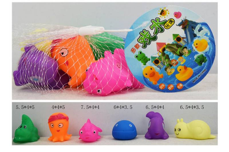 Silicone animal vinyl toys NO.TA262283