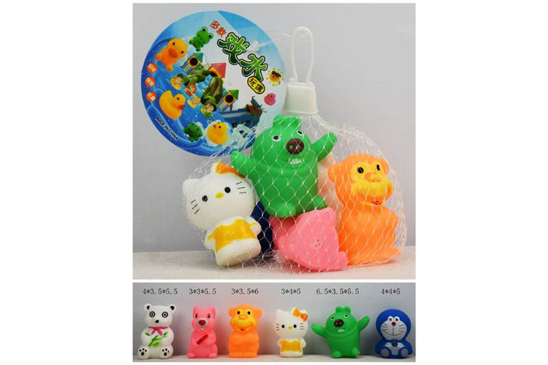 Silicone animal vinyl toys NO.TA262284