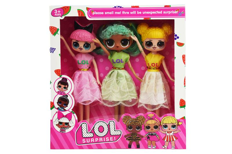 9.5-inch surprise doll (2 mixed) NO.TA262295