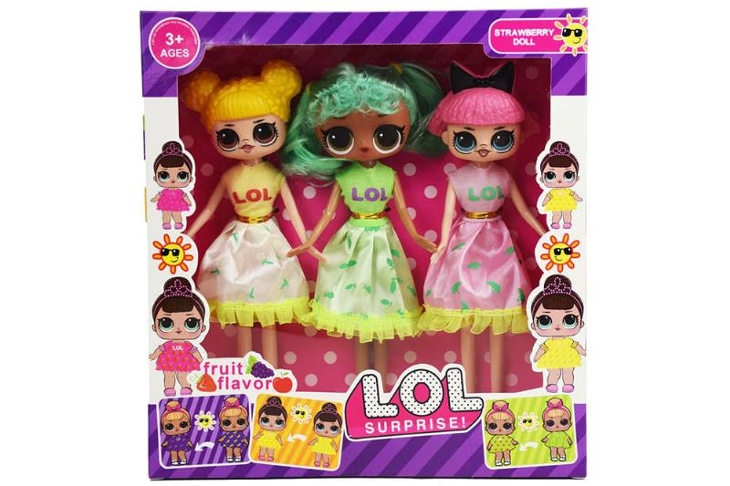9.5-inch surprise doll (clothes can change color when exposed to sunlight) NO.TA262298