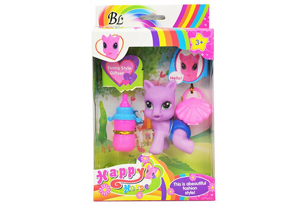 Silicone vinyl animal toys horseNo.TA256137