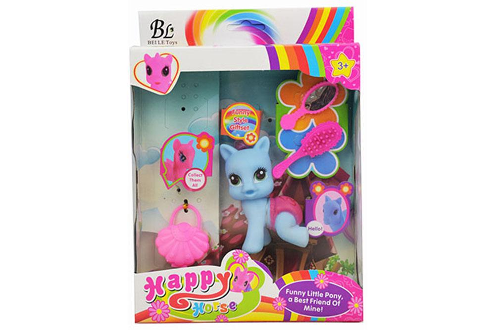 Silicone vinyl animal toys horseNo.TA256138