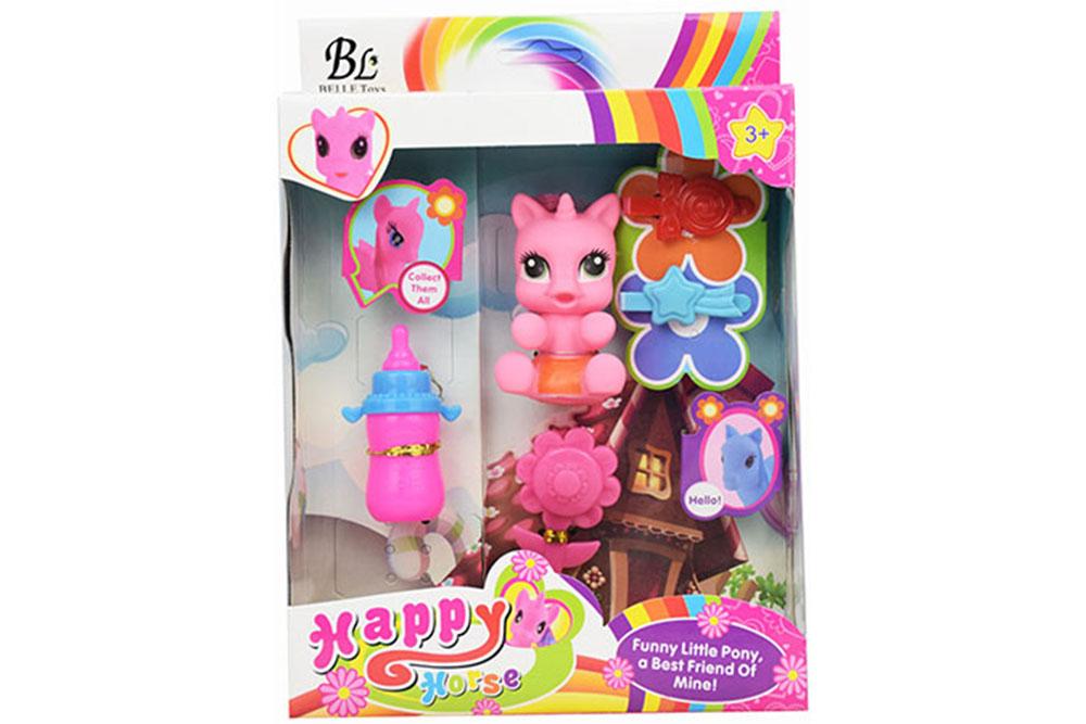 Silicone vinyl animal toys horseNo.TA256139