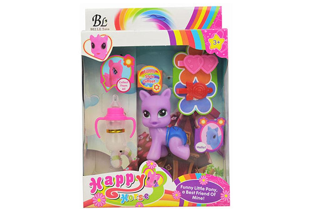 Silicone vinyl animal toys horseNo.TA256140