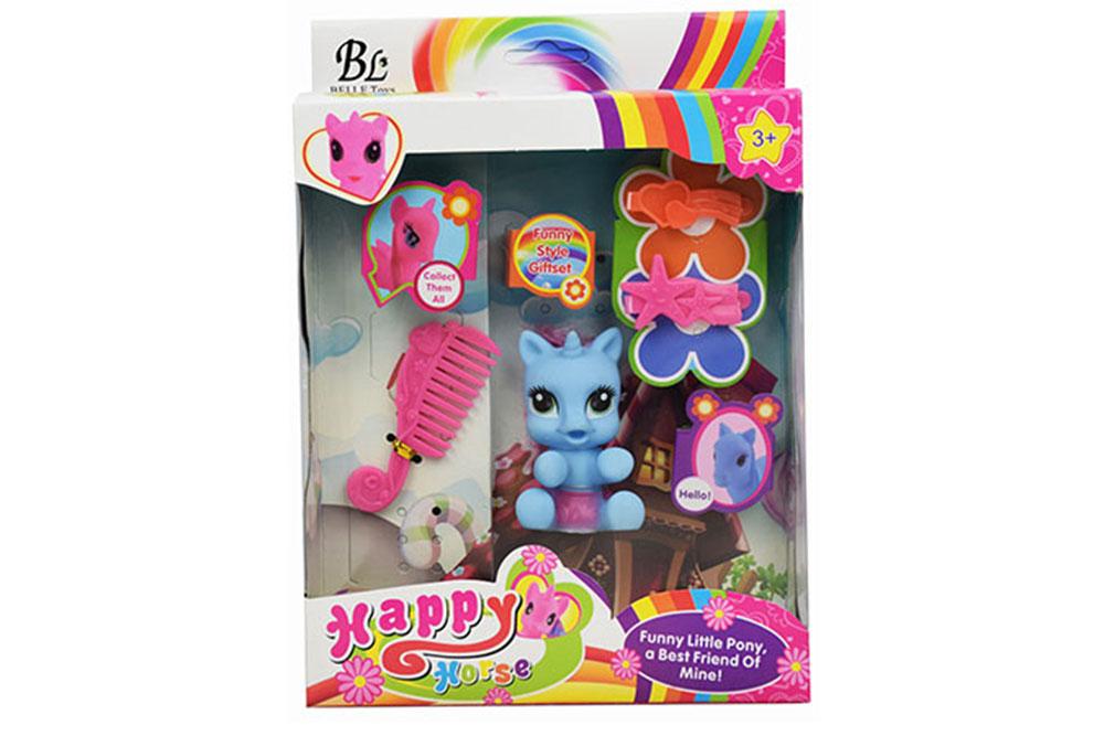 Silicone vinyl animal toys horseNo.TA256141