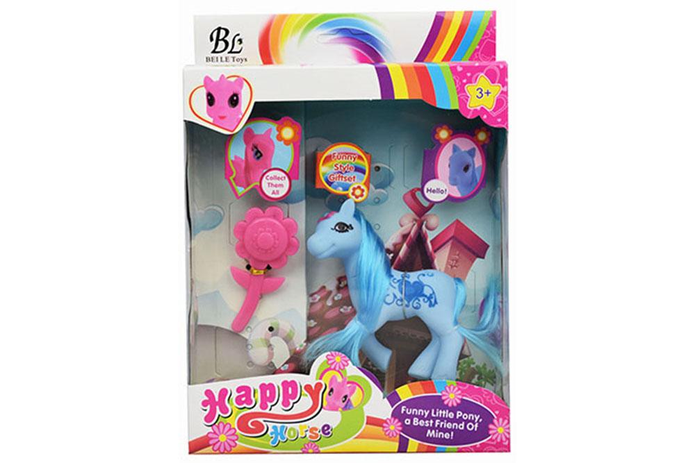 Silicone vinyl animal toys horseNo.TA256142