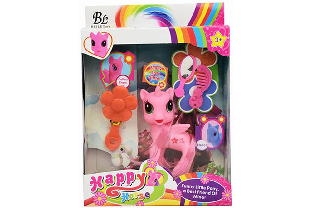 Silicone vinyl animal toys horseNo.TA256143