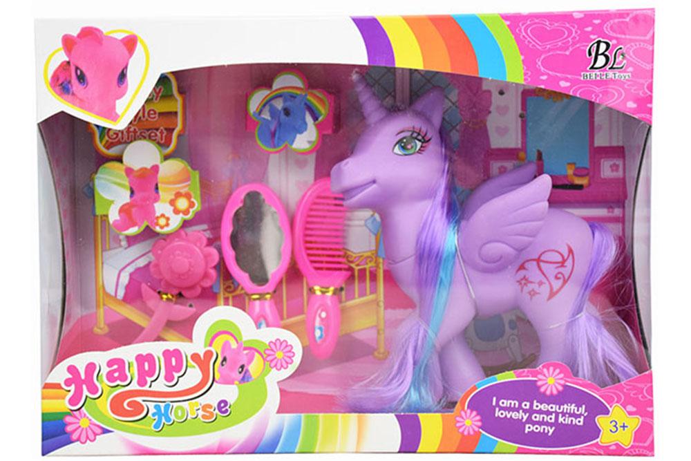 Silicone vinyl animal toys horseNo.TA256145