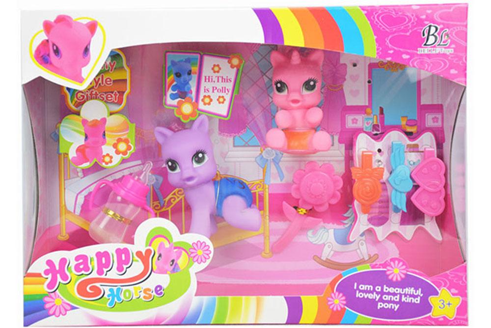 Silicone vinyl animal toys horseNo.TA256147
