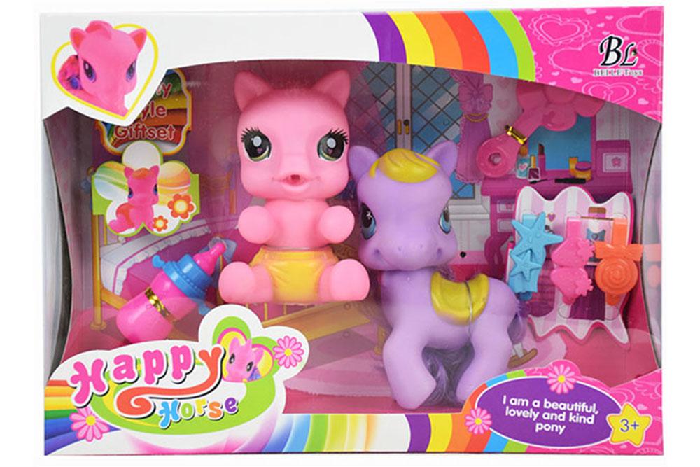 Silicone vinyl animal toys horseNo.TA256148