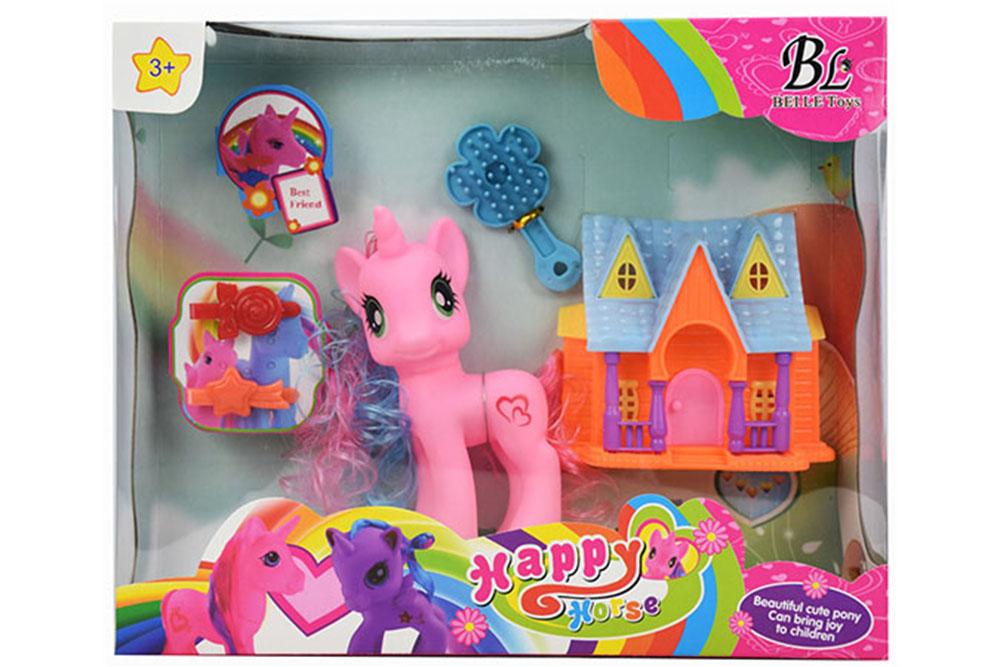 Silicone vinyl animal toys horseNo.TA256149