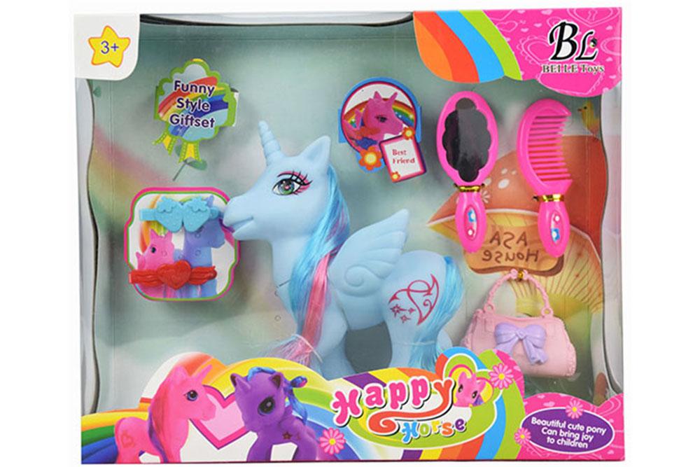 Silicone vinyl animal toys horseNo.TA256150