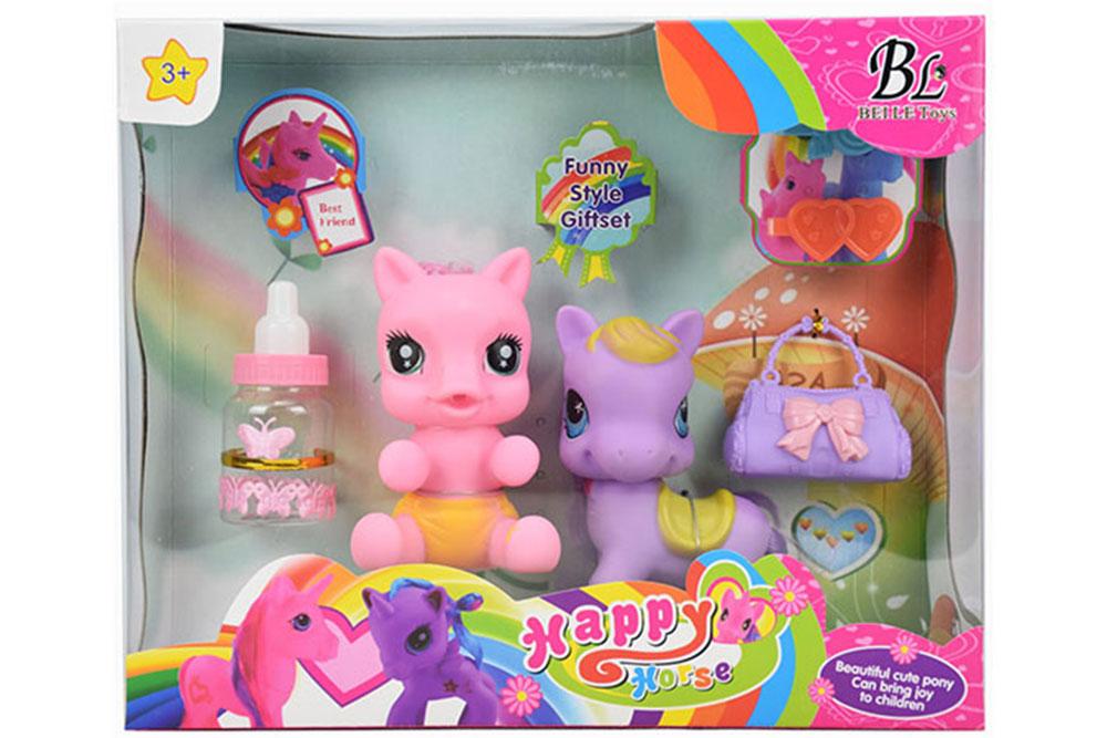 Silicone vinyl animal toys horseNo.TA256151