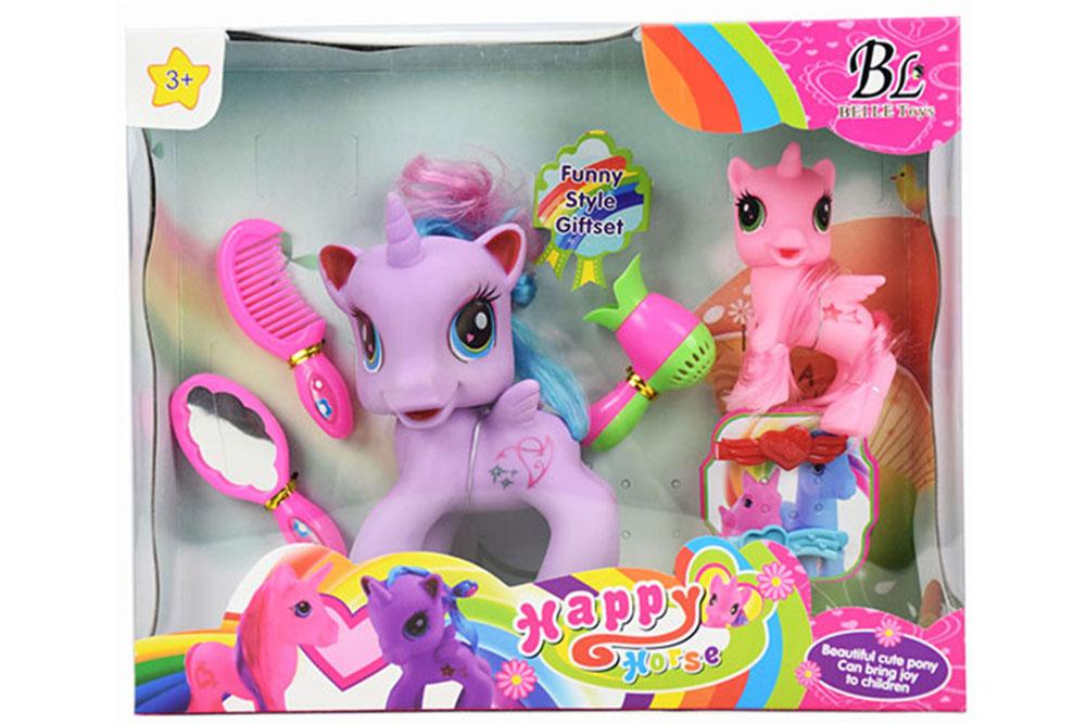 Silicone vinyl animal toys horseNo.TA256152