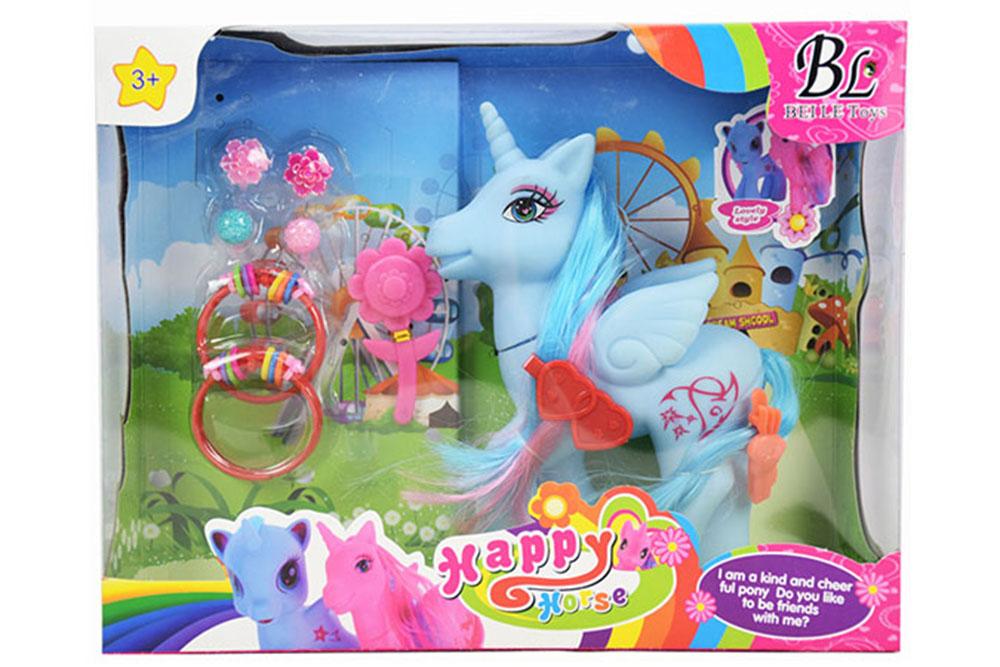 Silicone vinyl animal toys horseNo.TA256153