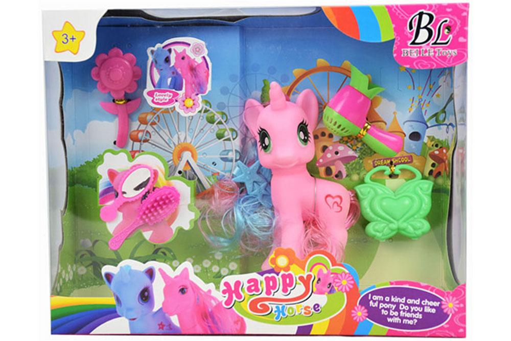 Silicone vinyl animal toys horseNo.TA256154