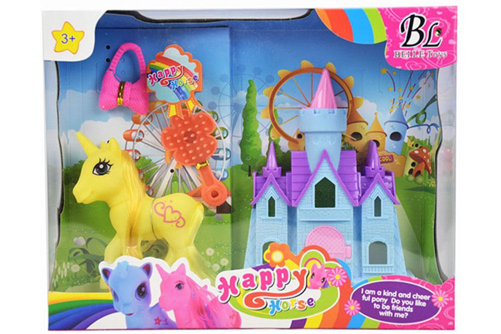 Silicone vinyl animal toys horseNo.TA256155