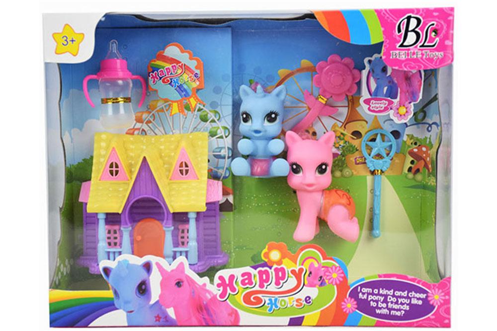Silicone vinyl animal toys horseNo.TA256156